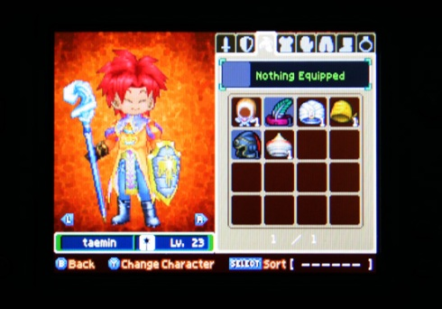 Dragon Quest IX - Priest Custom Character