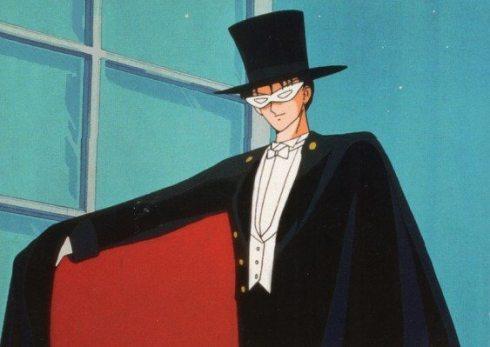 Tuxedo Mask - Sailor Moon