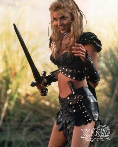 Callisto from Xena, Warrior Princess