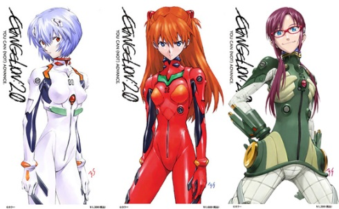 Just some of our favorite anime ladies. Image via halcyonrealms.com.