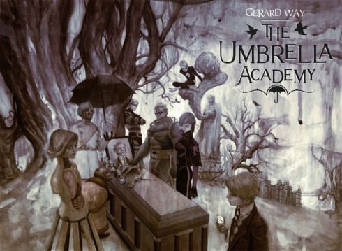 Umbrella Academy / Gerard Way Gabriel Ba