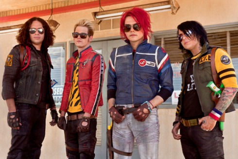 My Chemical Romance Fabulous Killjoys