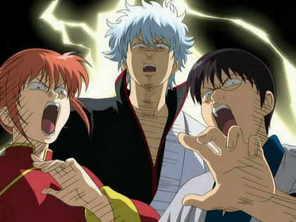 Anime Facce Buffe e Divertenti
